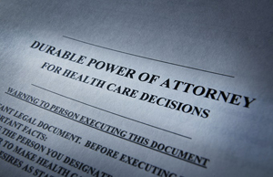 Durable Power of Attorney for Health Care and Living Will