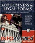 600 Business & Legal Forms Kit - With CD-ROM