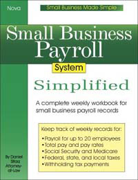 Small Business Payroll System