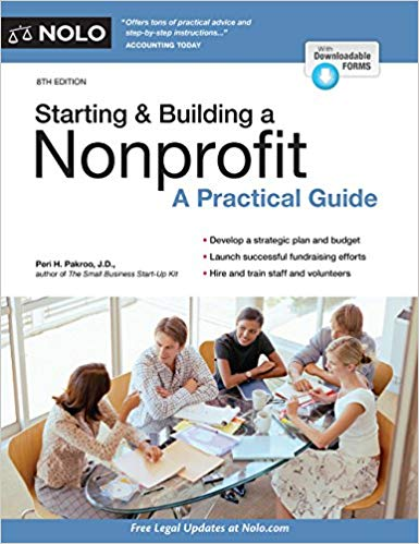 Starting & Building a Nonprofit: A Practical Guide