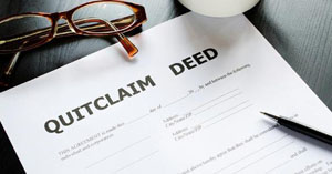 Quitclaim Deeds